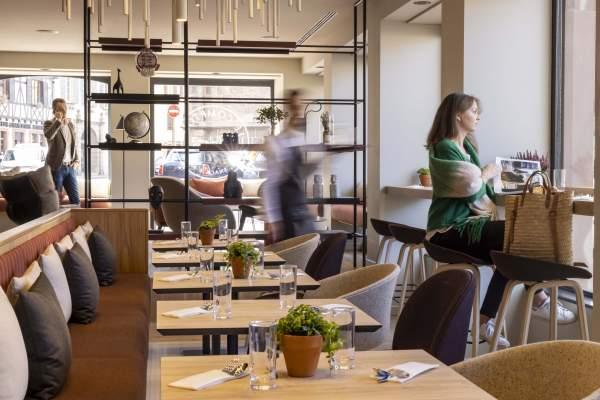 Le Comptoir de la Diligence Café, snack and More