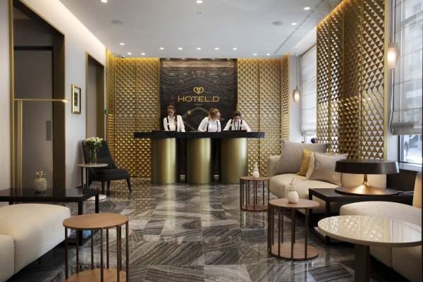 Hotel.D Geneva