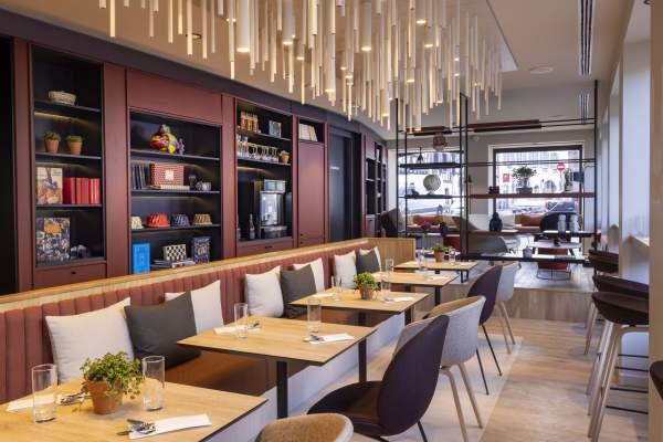 Le Comptoir Café, Snack and More