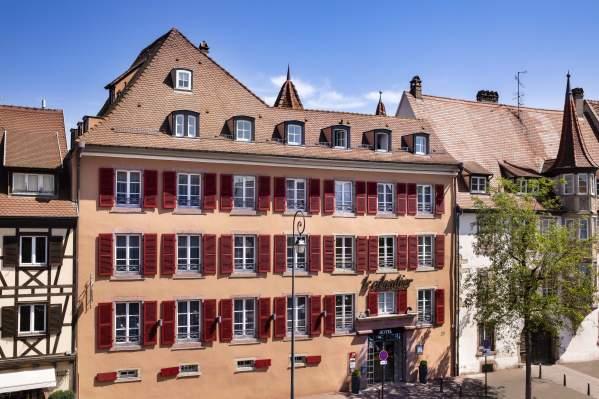 Hôtel Le Colombier
