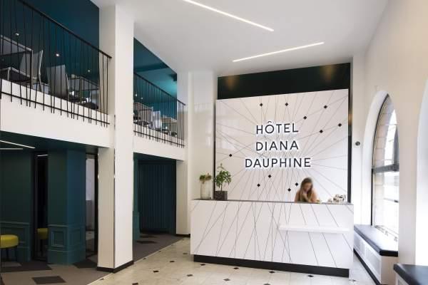 Hôtel Diana Dauphine